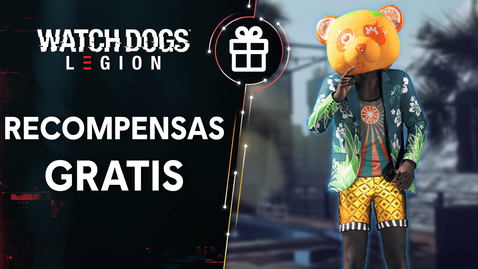 Watch Dogs: Legion (Recompensas gratuitas de verano)