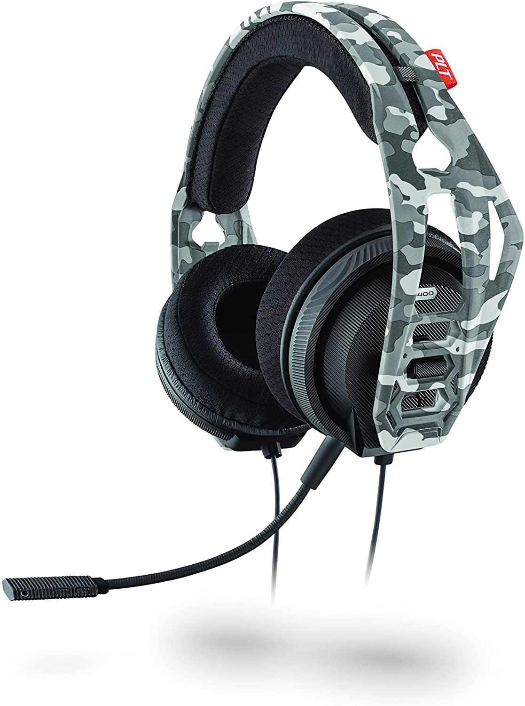 Auriculares con micrófono Plantronics RIG 400HS
