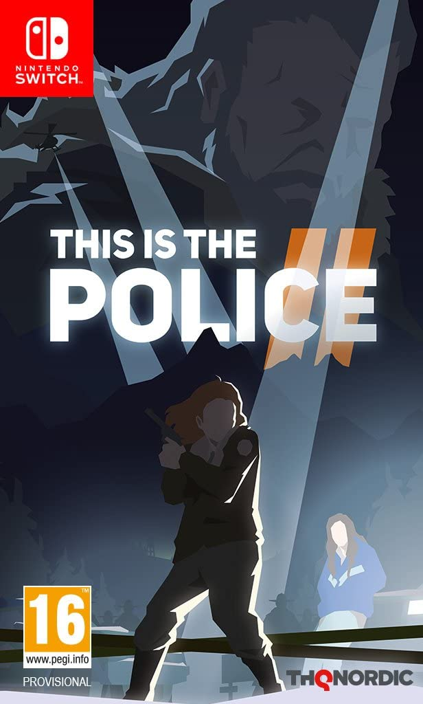 This is the Police 2 Nintendo Switch