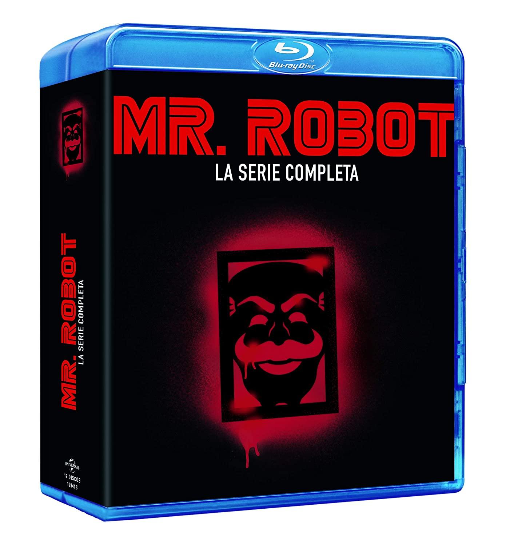 Mr. Robot Temporadas 1-4 (Serie Completa BD) [Blu-ray]