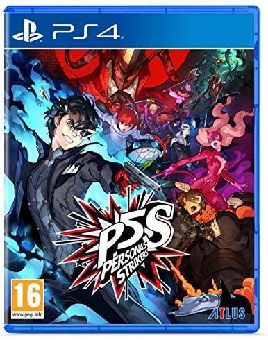 Persona 5 Strikers Editión Limitada PS4