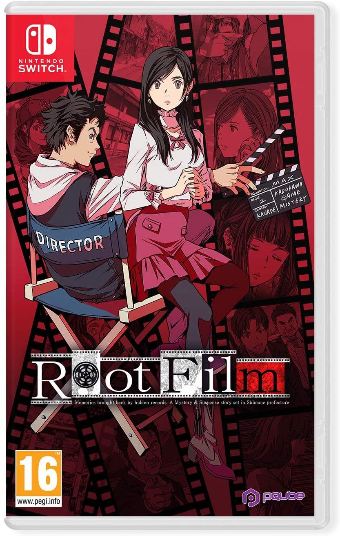 Root Film Nintendo Switch