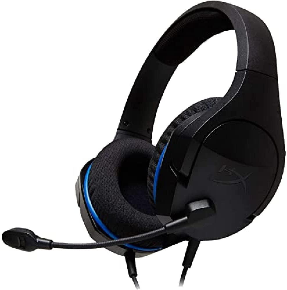 Auriculares gaming HyperX HX-HSCSC-BK