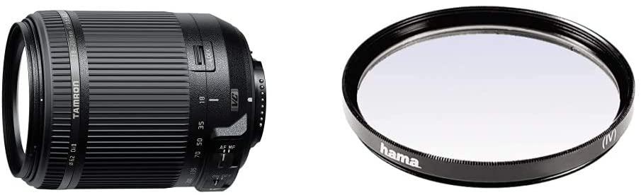 Objetivo Nikon Tamron AF 18-200 mm F/3.5-6.3 XR Di II VC