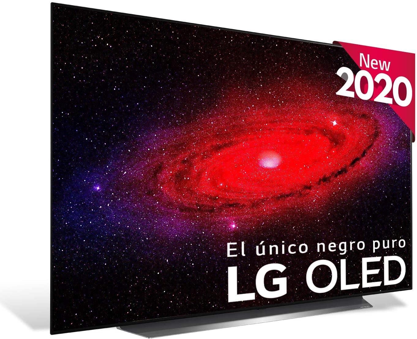 "LG 55"" Smart TV 4K UHD OLED"