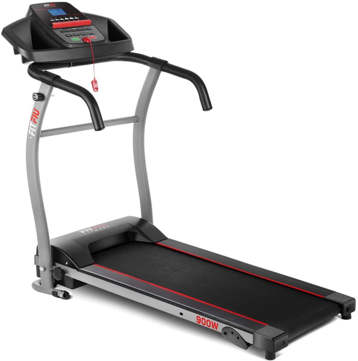Cinta de correr plegable Fitfiu Fitness MC-100