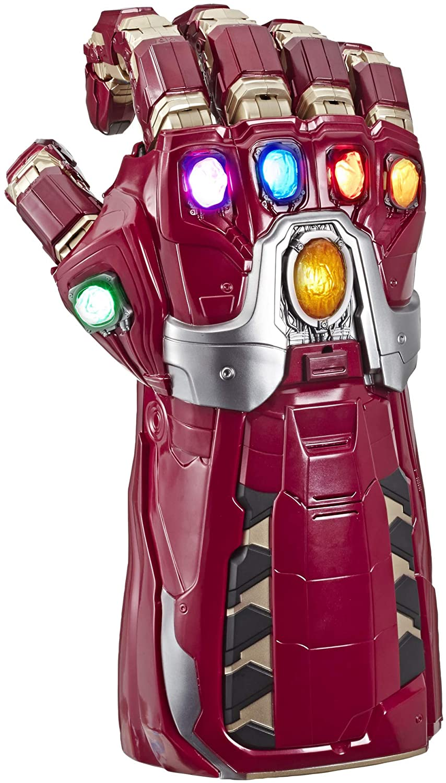 Guantelete electrónico Iron Man