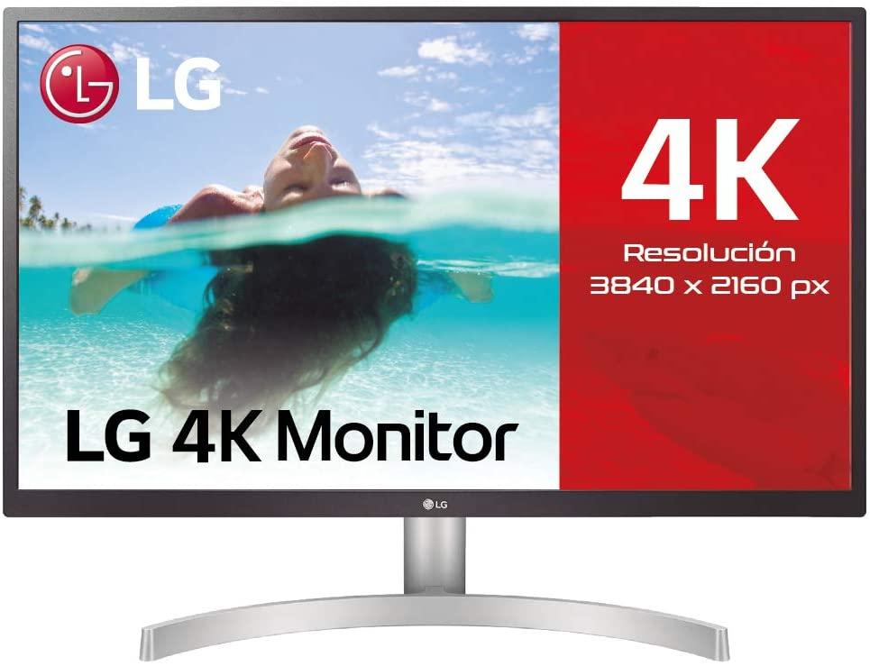 """Monitor de 27"""" UHD 4K LG 27UL500-W"""