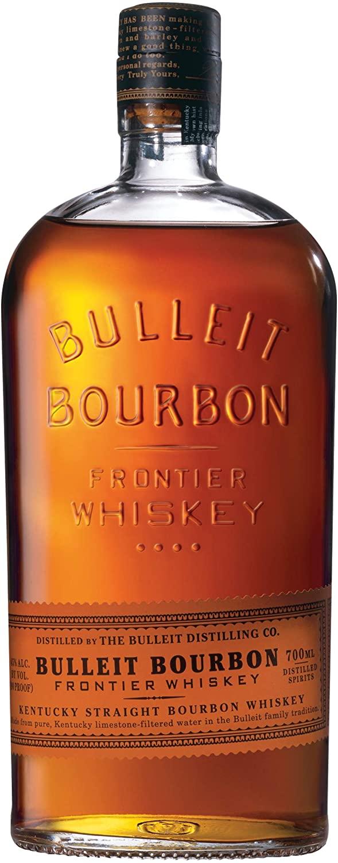 700ml Bulleit Bourbon Frontier Whisky