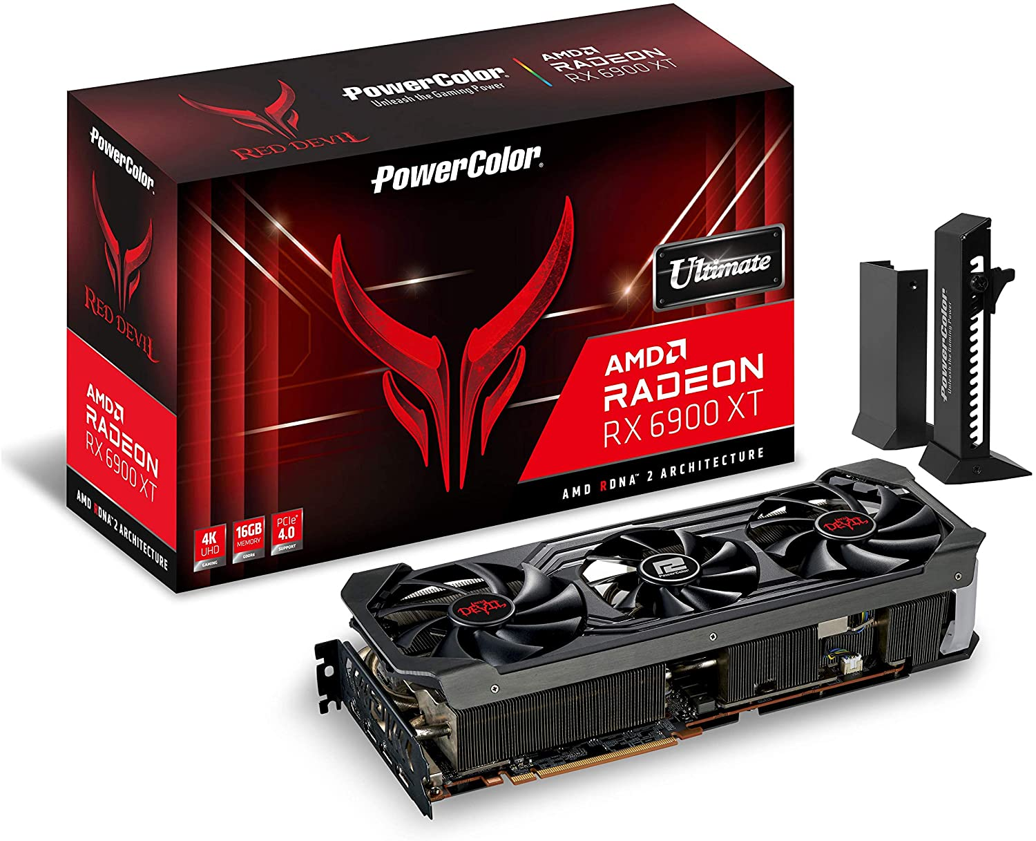 PowerColor Red Devil AMD Radeon RX 6900 XT Ultimate Gaming