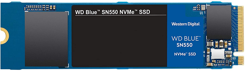 Western Digital M.2  SN550 500 GB NVMe SSD