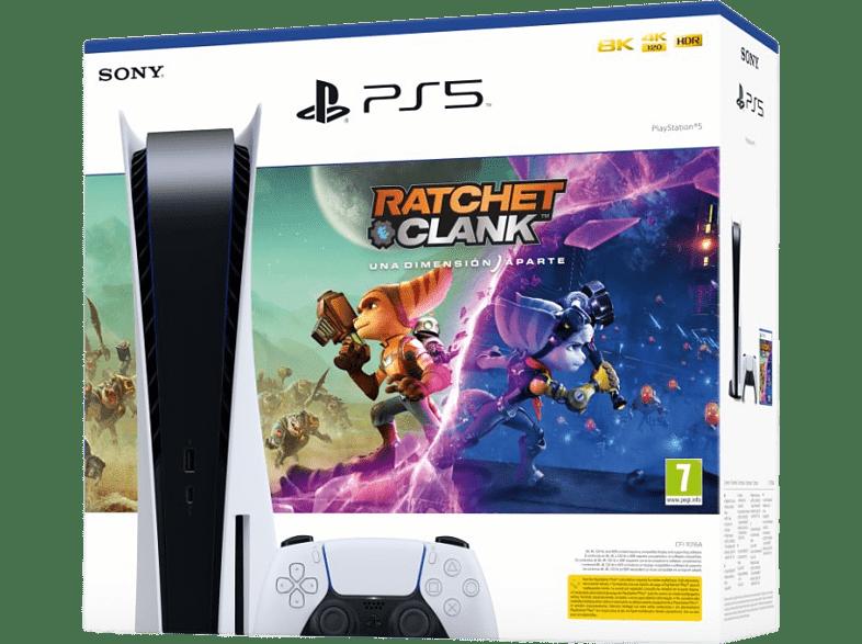 PS5 + Ratchet & Clank: Una Dimensión Aparte