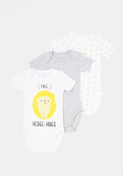 9x Bodys para bebés