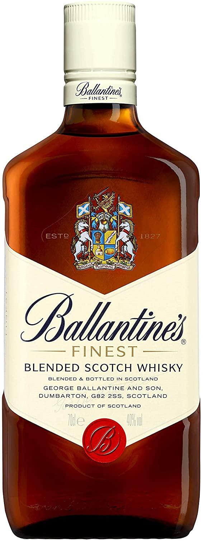 700ML Whisky Escocés Ballantine's Finest