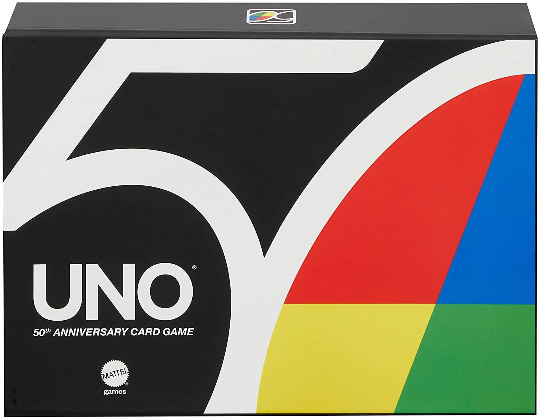 Juego de cartas UNO 50 aniversario