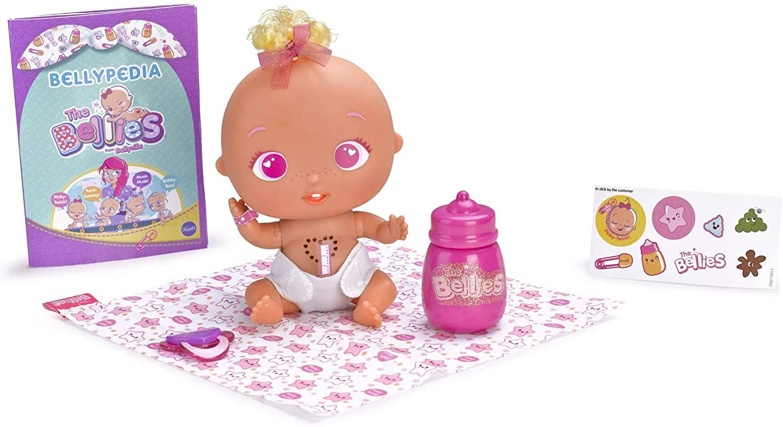 Bebé Interactivo The Bellies: Pinky Twink