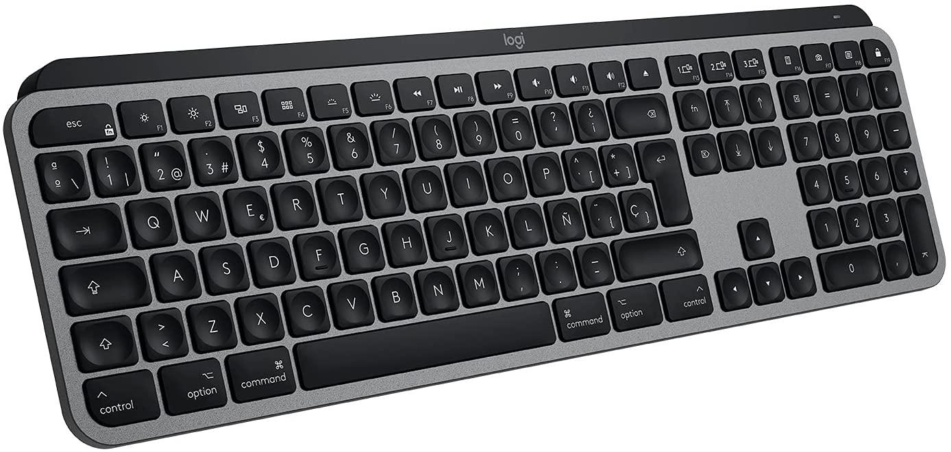 Teclado Inalámbrico Logitech MX Keys