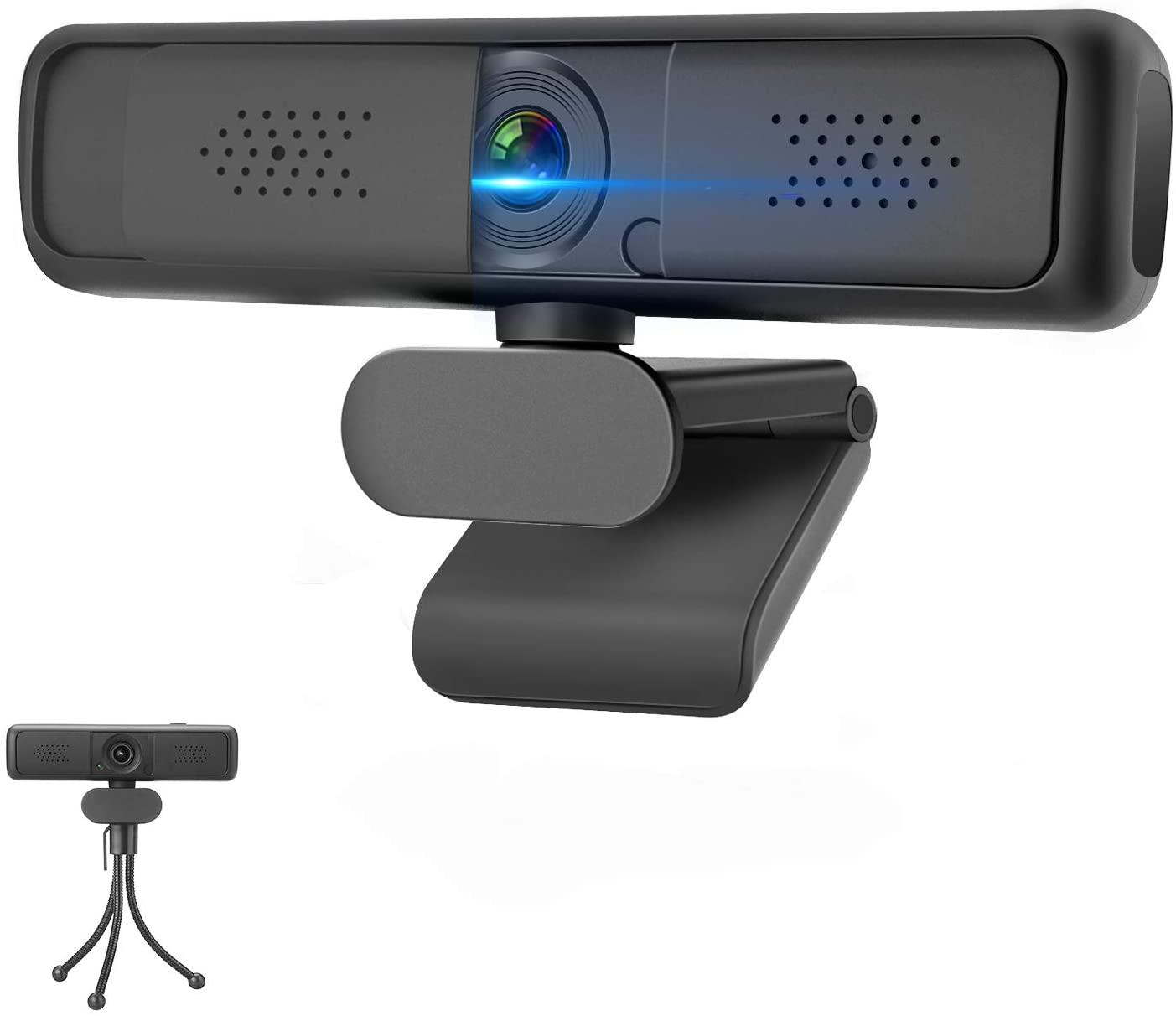 Webcam USB + trípode