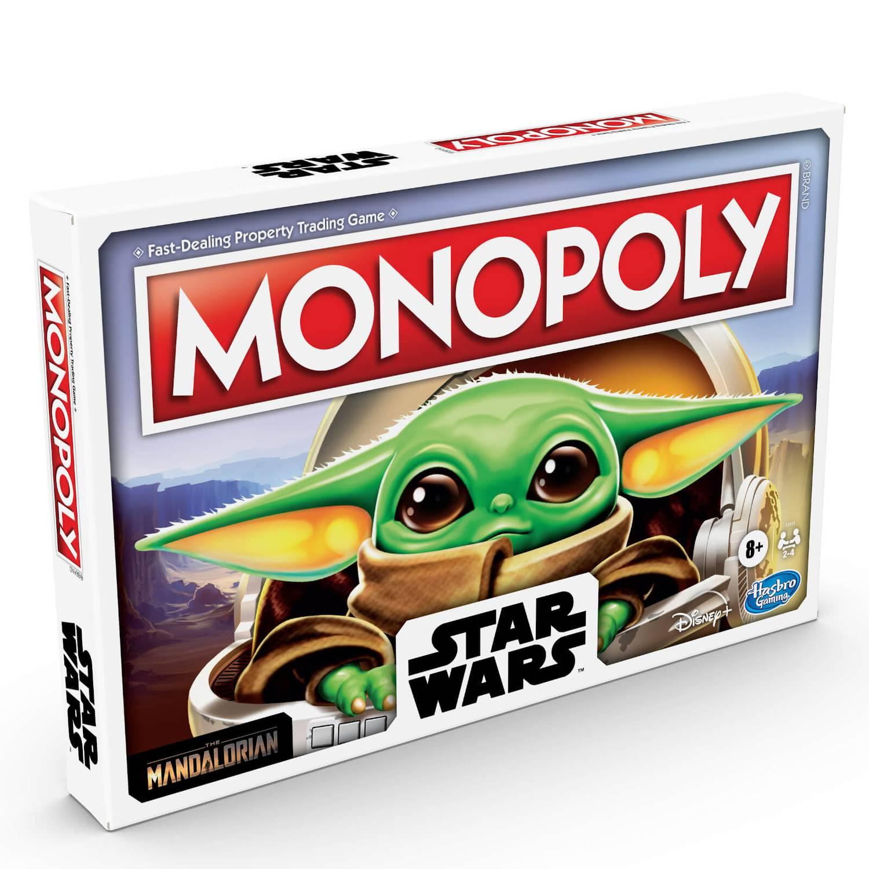 Monopoly Star Wars El Niño (Baby Yoda)
