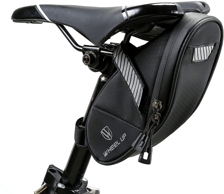 Bolsa Impermeable de Sillín para Bicicleta