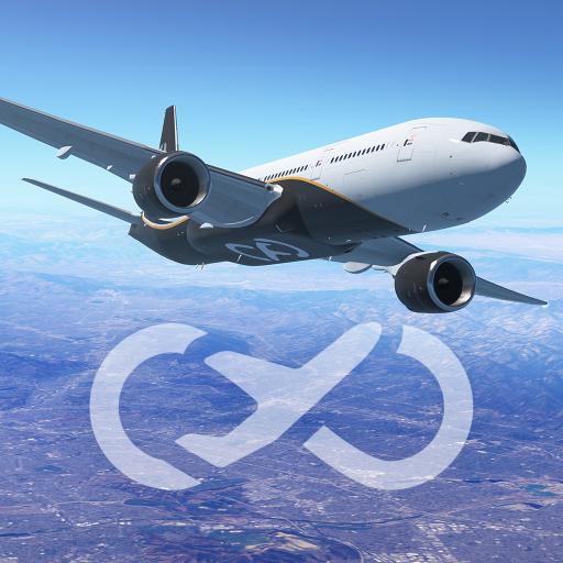 Infinite Flight: simulador de vuelo (Android)