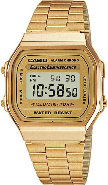 Reloj de oro Casio Collection