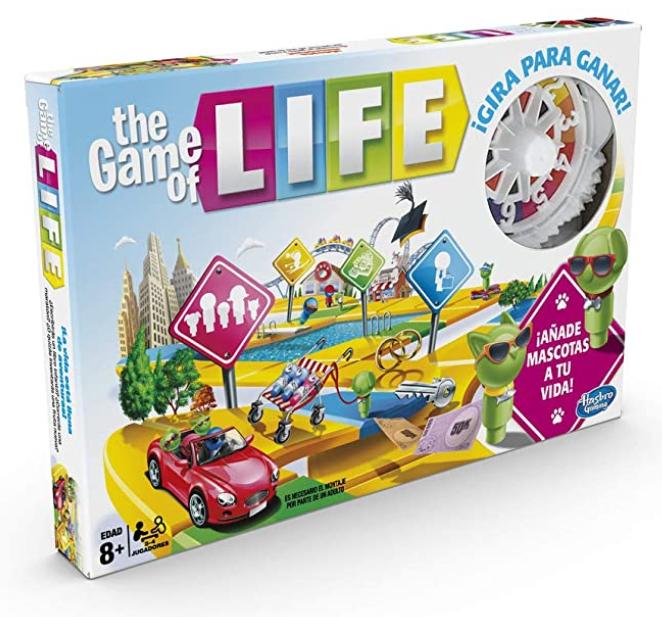 Juego de mesa The Game Of Life