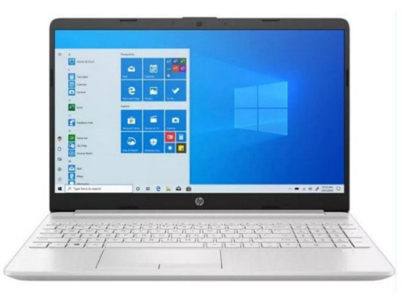 Portátil HP 15-dw1028ns i5-10210U 8GB 512GB SSD
