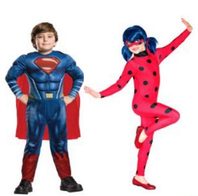 Disfraces Rubies para niños