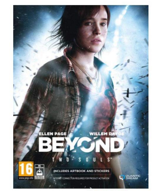 Videojuego Beyond Two Souls