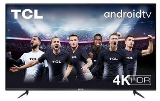 """SmartTV TCL 43"""" UHD 4K Android TV"""