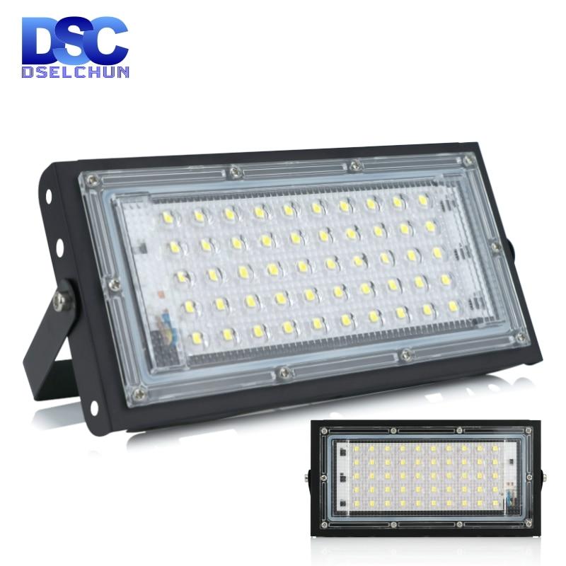 Foco LED impermeable 50W
