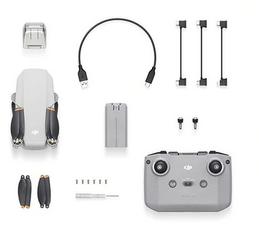 Drone ultraligero y plegable DJI Mini 2