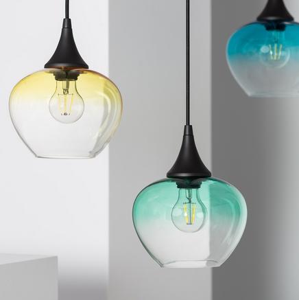 Lámpara Colgante de Manzana TECHBREY