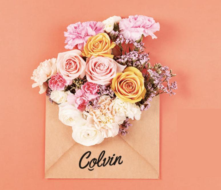 7€ de descuento en flores colvin al comprar en douglas