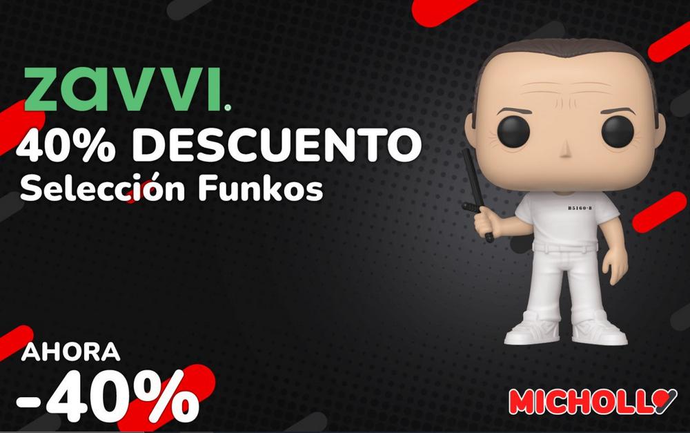 Selección de Funko Pop! al 40%