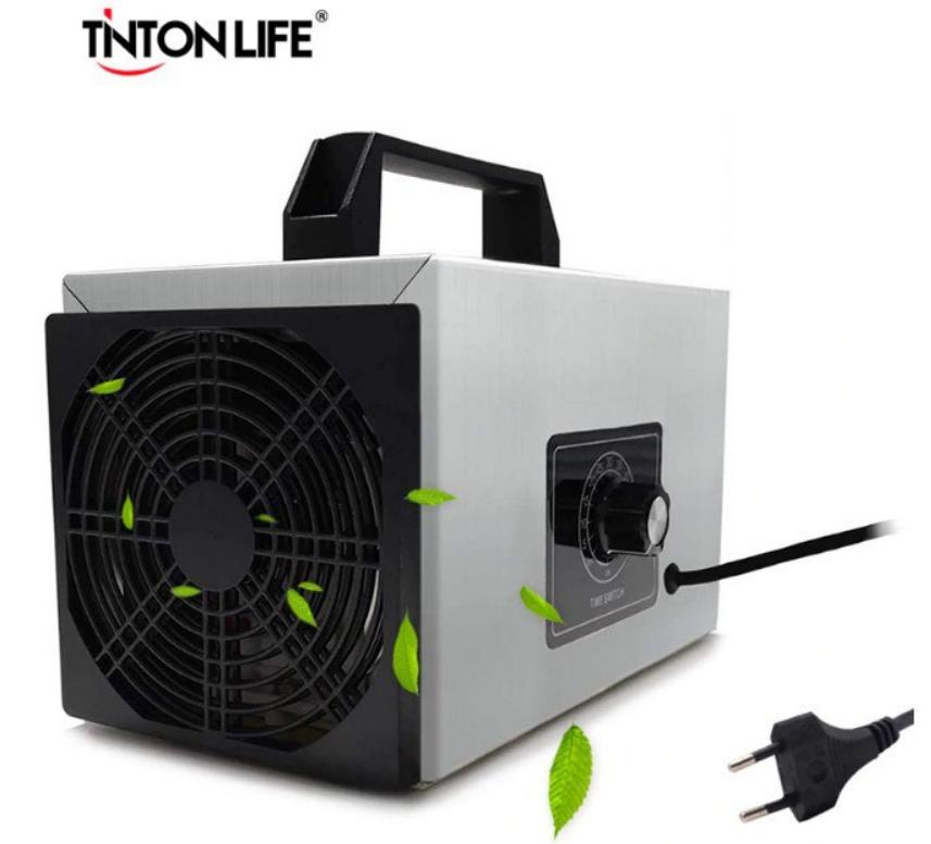 Generador de ozono con temporizador
