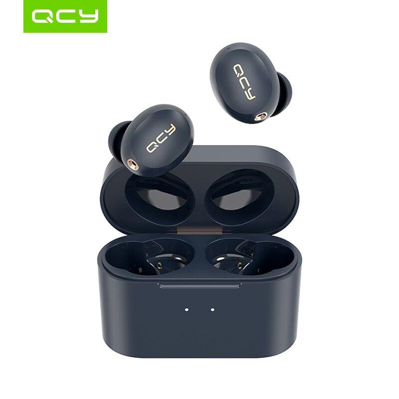 Auriculares inalámbricos QCY HT01 con ANC