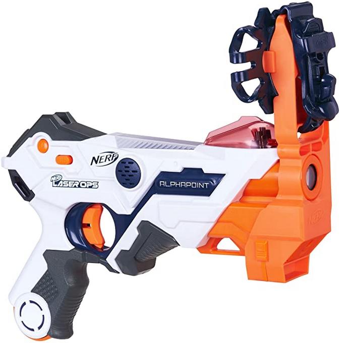 Pistola Nerf Alphapoint Hasbro