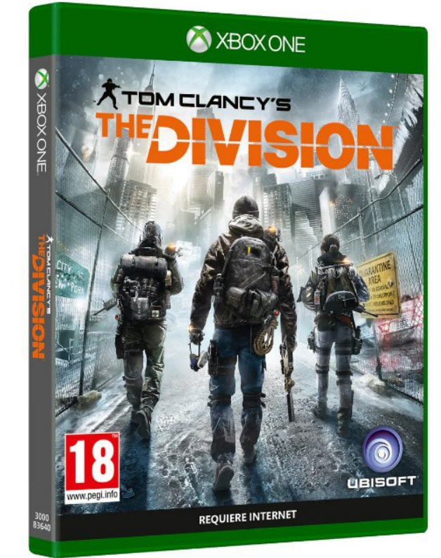 Videojuego Tom Clancy's The Division Standard Xbox One