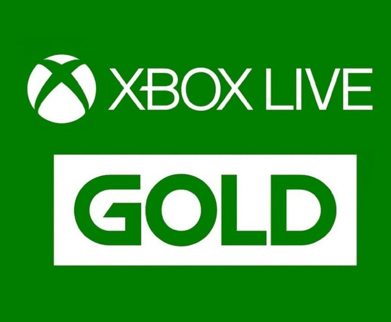 12 meses de Xbox Live Gold