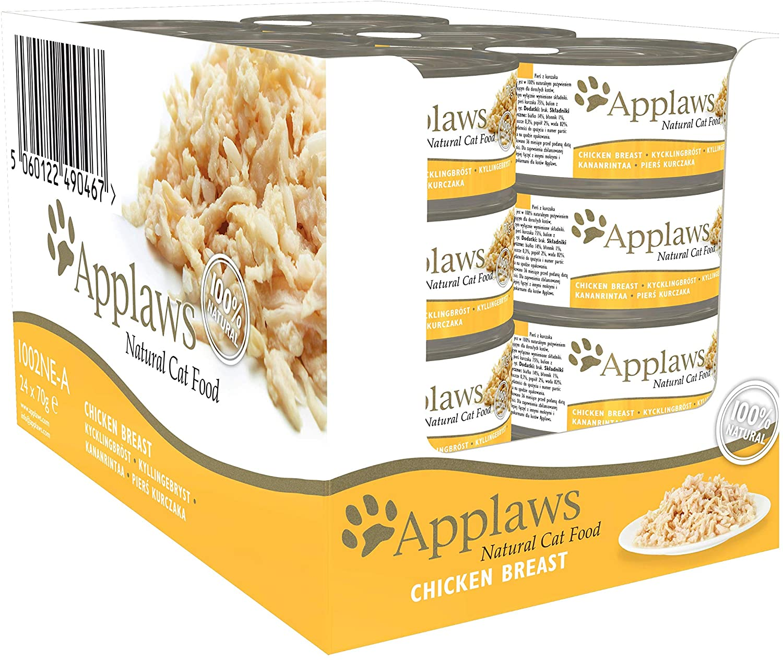 Applaws Comida para gatos 24x70g