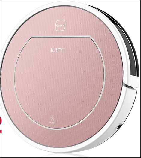 Robot Aspiradora ILIFE V7s Plus