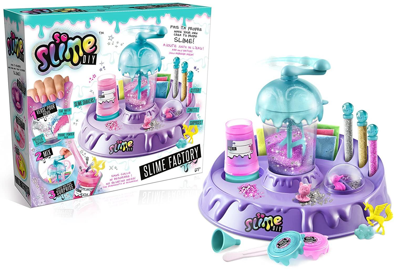 Juego creativo Slime Factory Canal Toys