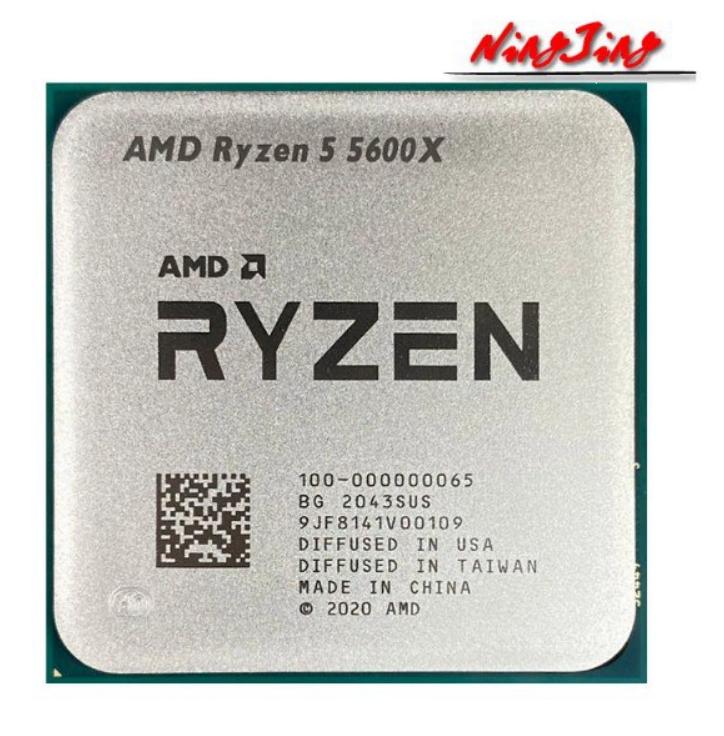 Procesador AMD Ryzen 5 5600X 3,7 GHz OEM