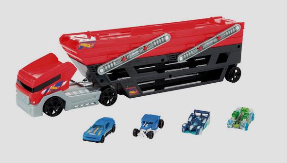 Hot Wheels Mega camión