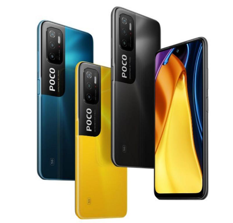 POCO M3 Pro 5G 4GB 64GB