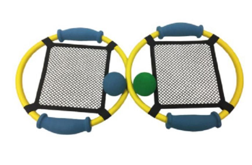 Aros con red elástica Pim pam pong