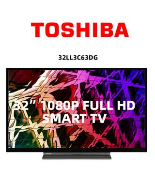 "Smart TV Toshiba 32"""