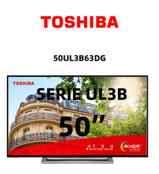 "TOSHIBA UL3B 50"""